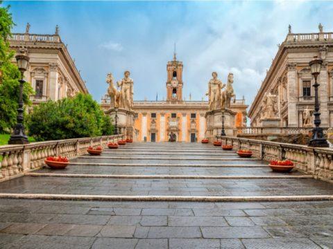 Cosmopol garantisce la sicirezza dei Musei Capitolini di Roma